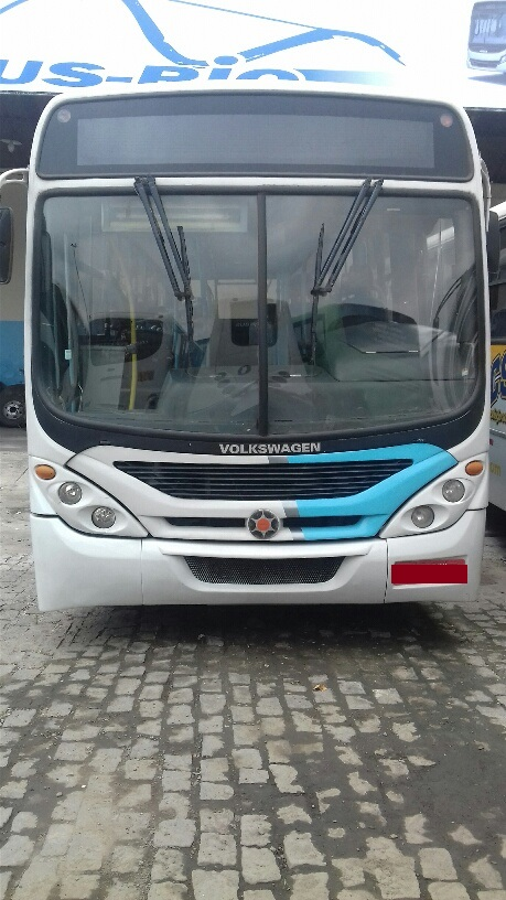 Bus-Rio - Buy, sell and rent buses - Volkswagen - Marcopolo Torino
